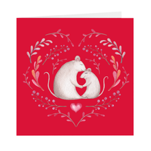 Rat Love Folded Cards - LDS