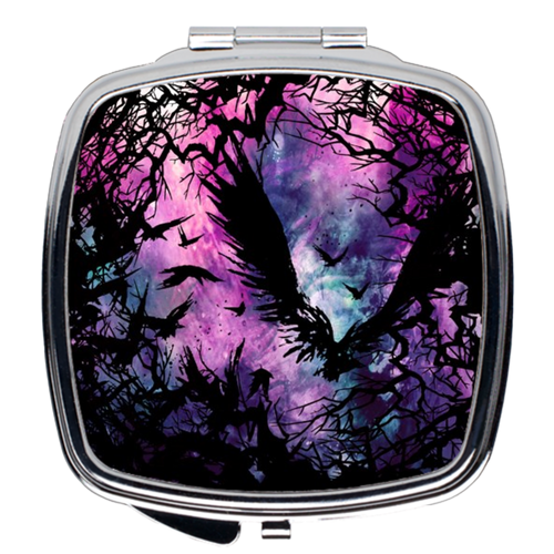 Ravens Compact Mirrors - LDS