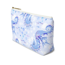 Seahorse Accessory Pouch w T-bottom - LDS