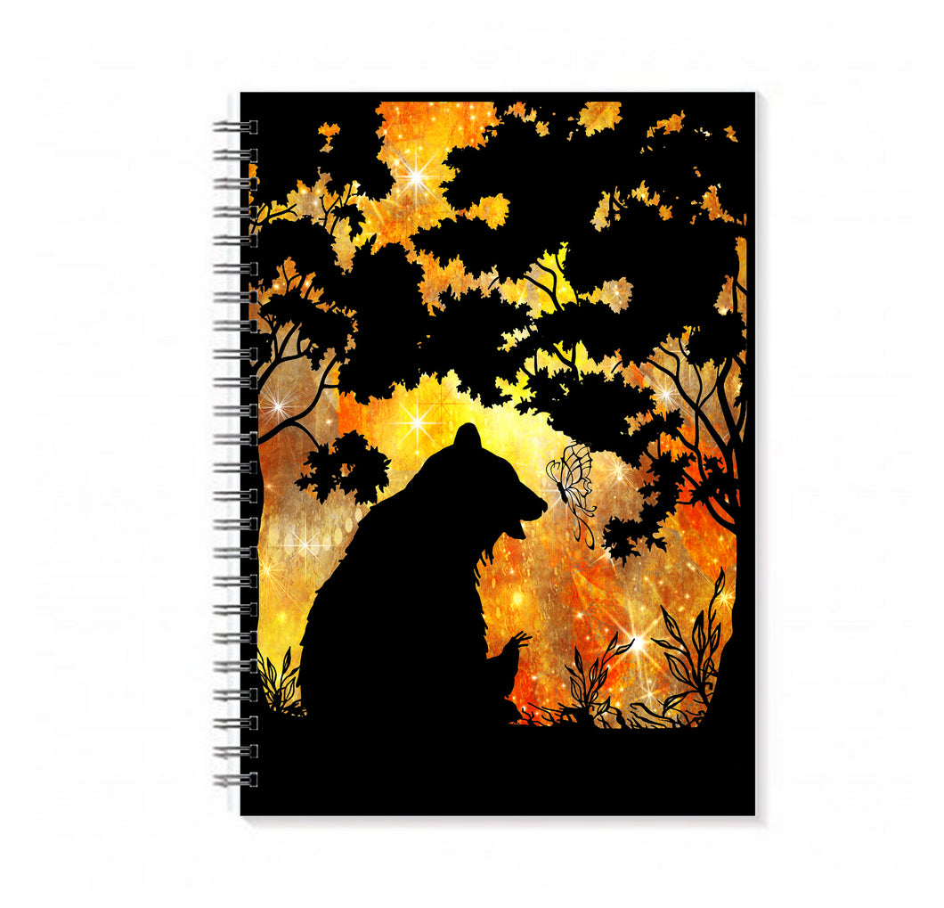 Bear Notebook - LDS