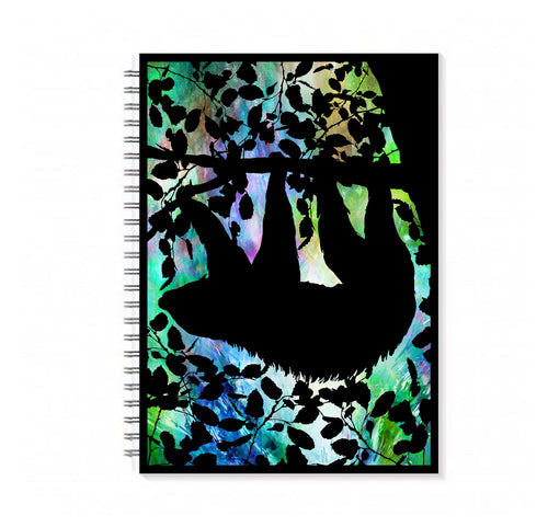 Sloth Notebook - LDS
