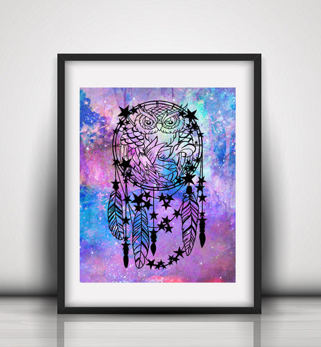 Dream Guide Limited Edition Art Print - LDS