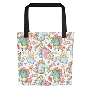 Unicorns All Over Tote Bag - LDS