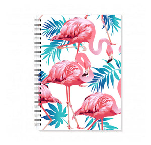 Flamingo Notebook - LDS