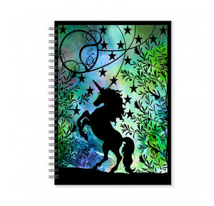 Unicorn Notebook - LDS