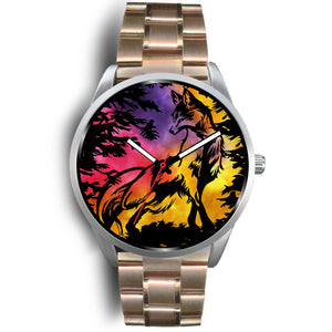 Colorful Fox Watch - LDS
