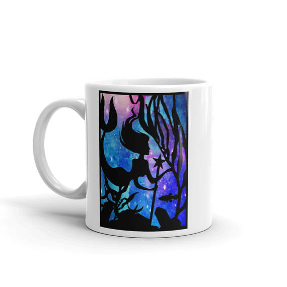 Mermaid Coffee Mug - LDS