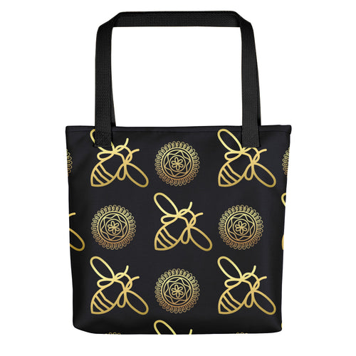 Bee Tote Bag - LDS