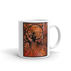 Fall Witch Mug - LDS