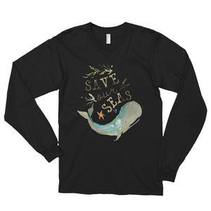 Save Our Seas Long sleeve t-shirt (unisex) - LDS