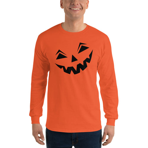 Pumpkin Long Sleeve T-Shirt - LDS