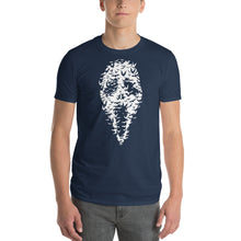 Ghost Face With Bats Short-Sleeve T-Shirt - LDS
