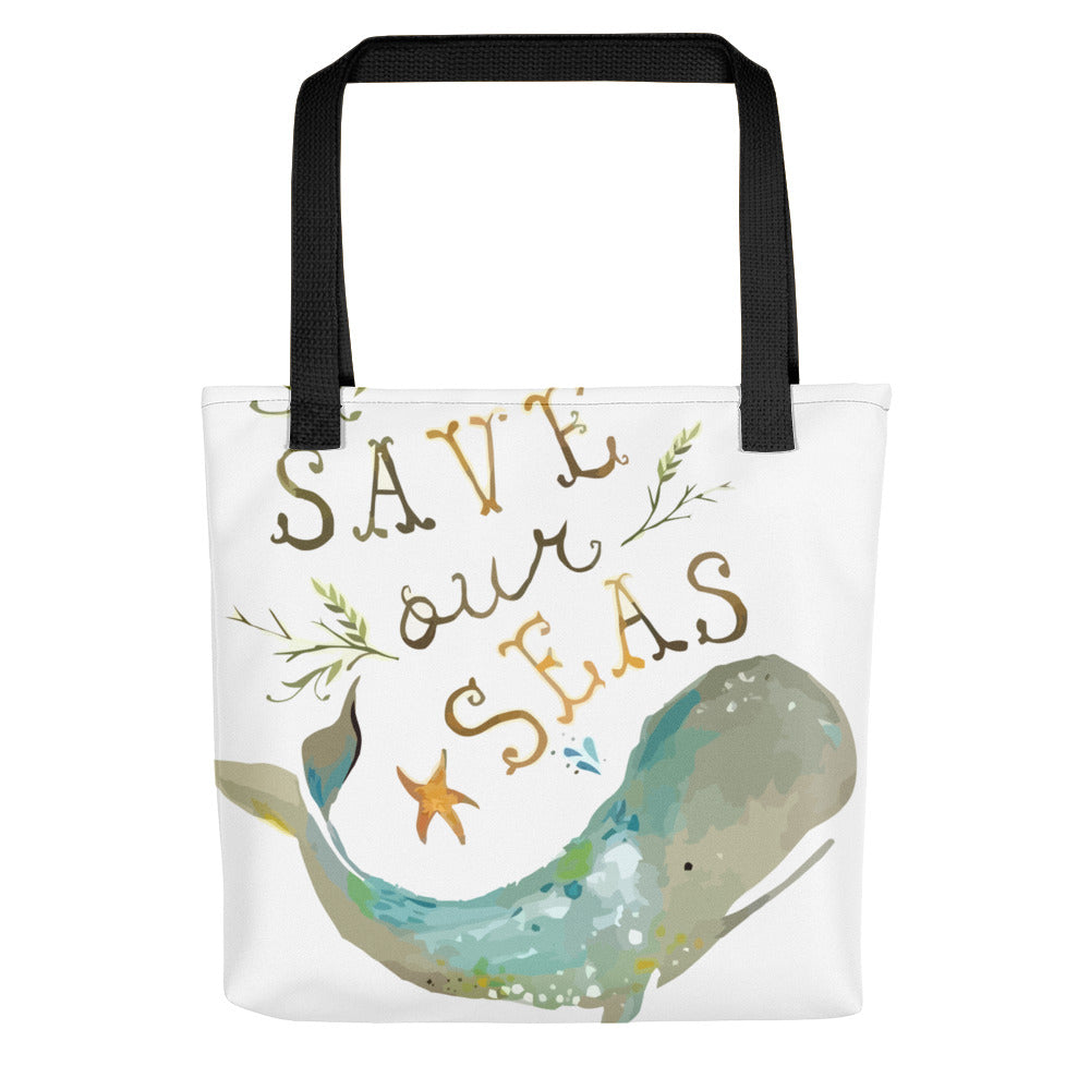 Save Our Seas Tote bag - LDS
