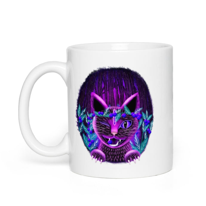 Mystical Cat Mug - LDS