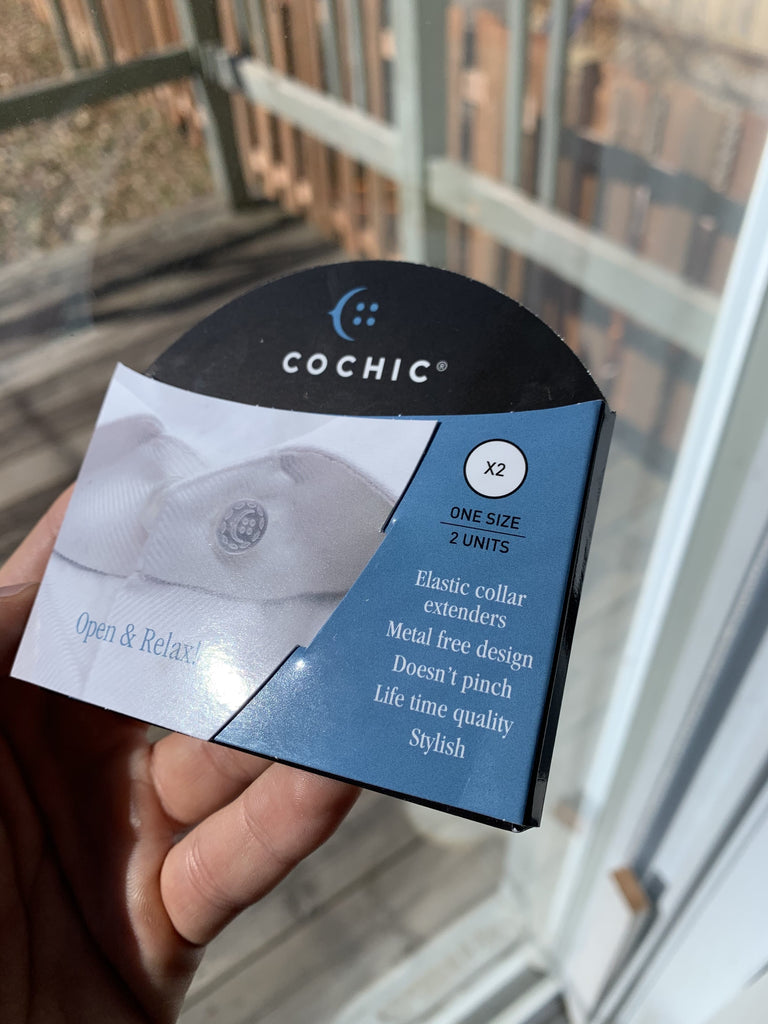 cochic collar extender package closed