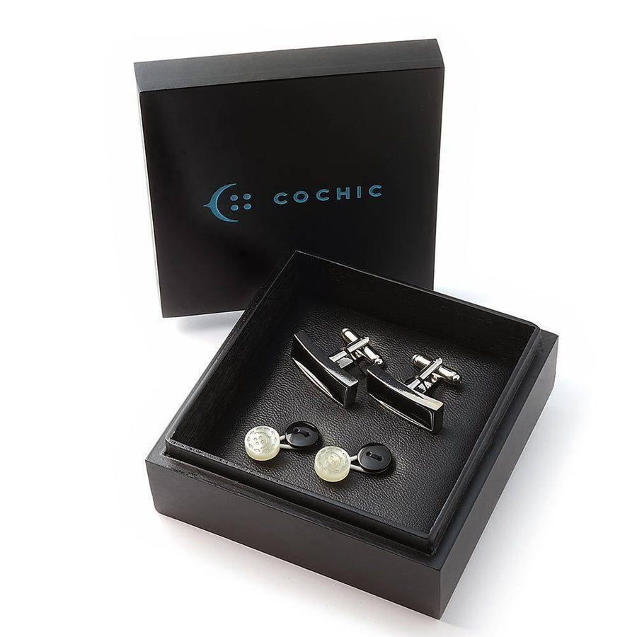 Cochic® Cufflinks & Collar Extenders The Perfect Gift Simple