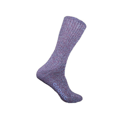 Organic Cotton Comfortable Socks - Cranberry - Cochic