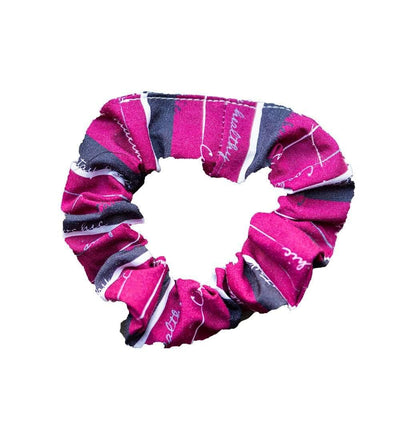 Antibacterial Cotton Hair Tie - Plum Pie - Cochic
