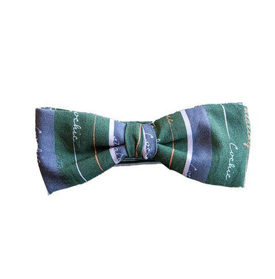 """Stay Healthy"" - Bow Tie - Antibacterial Cotton - Cochic"