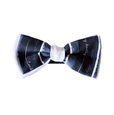 Gilbert's Top Picks: Black Tie Cocktail Bow Tie - Cochic