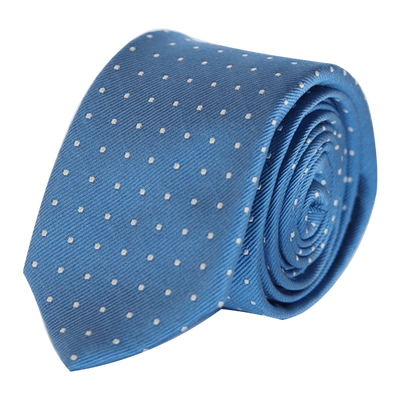 GIUSEPPE LIGHT BLUE TIE - Cochic
