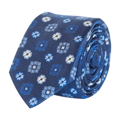 blue-navy-silk-tie-fancy-handmade-italy