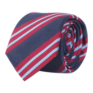 COCHIC® – BACHELOR TIE RED AND BLUE - SLIM - Cochic - Free shipping