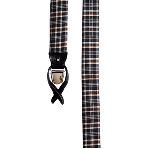 COCHIC - OLD FASHION SUSPENDERS - BROWN