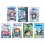 Girls Of Ghibli Enamel Pin Set