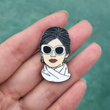 Crazy Rich Asians Astrid Hard Enamel Pin