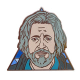 Detroit Become Human Hank Hard Enamel Pin