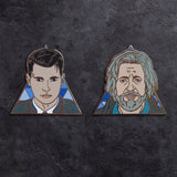 Detroit Become Human Enamel Pin Set