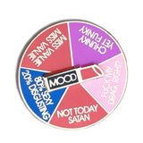RuPaul Drag Mood Spinning Pin