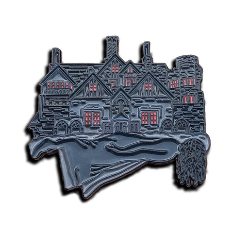 Haunting Of Hill House Enamel Pin