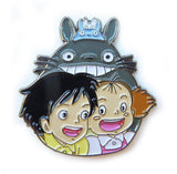 My Neighbor Totoro Enamel Pin