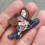 Horizon Zero Dawn Aloy Enamel Pin