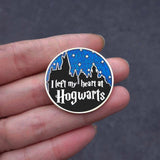 Potter Pin Set of Six