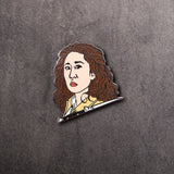 Killing Eve Hard Enamel Pin