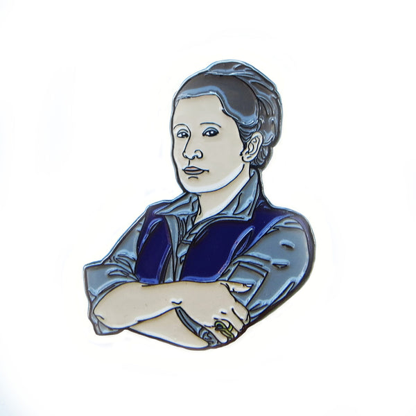 Star Wars Leia Enamel Pin