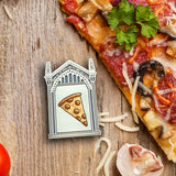 Mirror of Erised Pizza Lover Enamel Pin