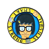 Tina Belcher Mood Spinner