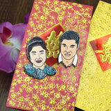 Crazy Rich Asians Nick Hard Enamel Pin
