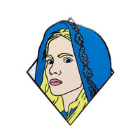 The Witcher Ciri Hard Enamel Pin