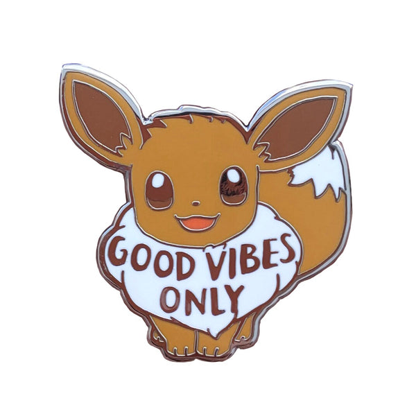 Eevee PokeMood Hard Enamel Pin