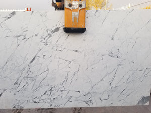 Bianco Carrara Marble - Call first for availability