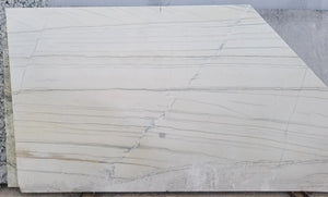 Calacatta Quartzite Quartz Full Slab for Interior