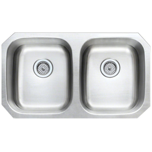 Double Bowl Sinks