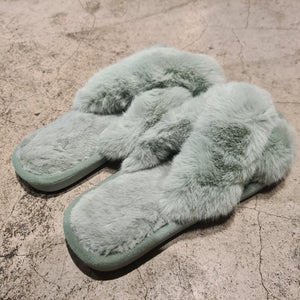 mint slippers