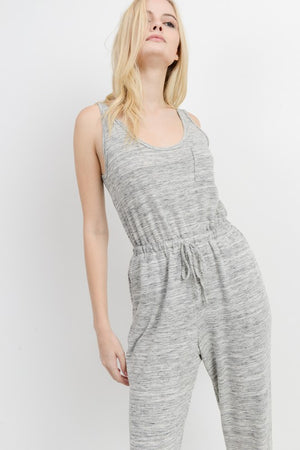 Grey jumpsuit 10 MAYO