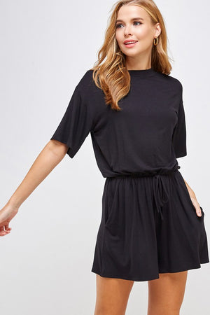Black romper 11 junio